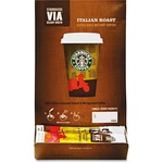 Starbucks VIA Ready Brew Italian Roast Coffee Ground SBK11008130