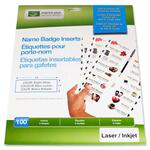 Imprint Plus Mighty Badge Insert Sheet IPP3140