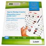 Imprint Plus Name Badge Insert IPP3201