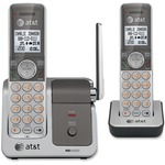 AT&T CL81201 DECT Cordless Phone - Silver, Black ATTCL81201