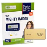 Imprint Plus Mighty Badge Stationary Kit IPP2907