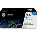 HP 309A Cyan Original LaserJet Toner Cartridge HEWQ2671A