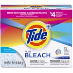 Tide New Ultra Plus Bleach Laundry Detergent PAG27810