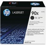 HP 90X Toner Cartridge - Black HEWCE390XG