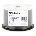 Verbatim DatalifePlus 94812 DVD Recordable Media - DVD+R - 8x - 4.70 GB - 50 Pack Spindle VER94812