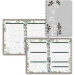 Day Runner Botanique Desk Weekly/Monthly Planner AAG759200