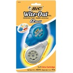 BIC Wite-Out Correction Tape Refill BICWOTRP11R