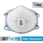 3M Odor Relief Respirator MMM8577PA1B