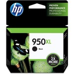 HP 950XL High Yield Black Original Ink Cartridge HEWCN045AN