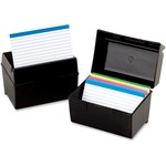 Oxford Index Card Storage Box ESS01351