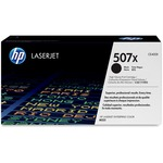 HP 507X (CE400X) High Yield Black Original LaserJet Toner Cartridge HEWCE400X