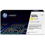HP 507A (CE402A) Yellow Original LaserJet Toner Cartridge HEWCE402A