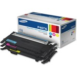 Samsung Value Pack Toner Cartridge SASCLTP407A