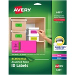 Avery Color Coding Label AVE6481