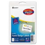 Avery Name Badge Label AVE5152