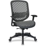 Office Star Space 829 Series Duragrid Seat/Back Chair OSP829R22C728P