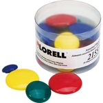 Lorell Tub of Assorted Magnet LLR21557