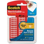 Scotch Restickable Tab MMMR100VPC