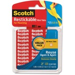 Scotch Restickable Tab MMMR103VPC