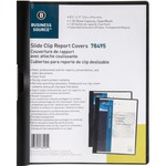 Business Source Patented Clip Report Cover BSN78495
