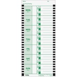 Lathem Weekly Attendance Card LTHE8100