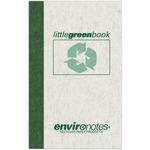 Roaring Spring Environotes Little Green Memo Book ROA77356