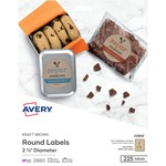 Avery Easy Peel Print-to-the-Edge Label AVE22808
