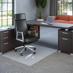 Deflect-o All Pile Rectangular Chair Mat DEFCM11442FPC