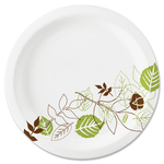 Dixie Pathways Design Soak Proof Paper Plates DXEUX6PATH