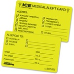 Tabbies Emergency Information Card TAB54651