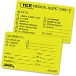 Tabbies Emergency Information Card TAB54651