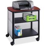 Safco Impromptu 1857BL Printer Stand SAF1857BL