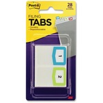 Post-it Numbers Filing Tab MMM686NMBR