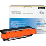 Elite Image Toner Cartridge - Remanufactured for HP (CE250A) - Black ELI75565