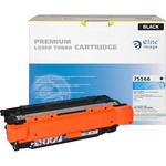 Elite Image Toner Cartridge - Remanufactured for HP (CE250X) - Black ELI75566