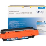 Elite Image Toner Cartridge - Remanufactured for HP - Cyan ELI75567