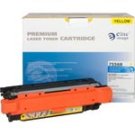 Elite Image Toner Cartridge - Remanufactured for HP - Yellow ELI75568