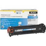 Elite Image Toner Cartridge - Remanufactured for HP - Black ELI75570
