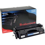 IBM Toner Cartridge - Remanufactured (CE505X) - Black IBMTG85P7009