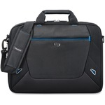 "Solo Tech Carrying Case (Briefcase) for 16"" Notebook - Blue USLTCC104420"