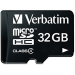 Verbatim 32 GB microSD High Capacity (microSDHC) VER97643