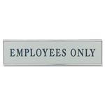 COSCO Standard Name Plate COS2EH36210