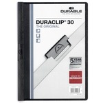 Durable DURACLIP Report Cover DBL220301