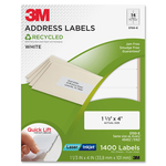 3M Address Label MMM3700E