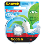 Scotch Transparent Greener Tape MMM39