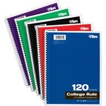 Tops 3-Subject Notebook TOP65361