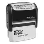 COSCO 2000 Plus P20 Printer Stamp COSP20
