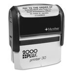 COSCO 2000 Plus P15 Printer Stamp COSP30