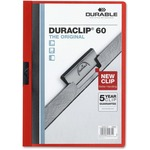 Durable DURACLIP Report Cover DBL221403