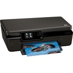 HP Photosmart 5510 B111A Inkjet Multifunction Printer - Color - Photo Print - Desktop HEWCQ176A